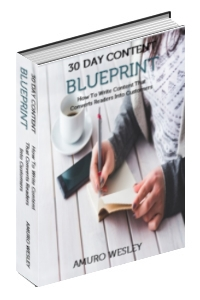 30 Day Content Blueprint Guide